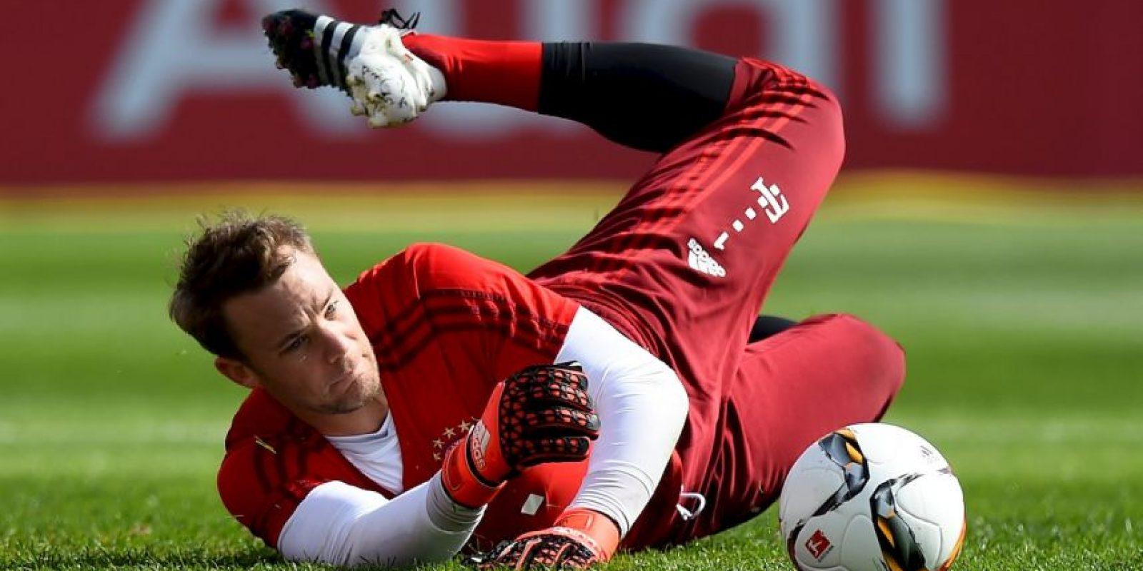 Manuel Neuer – 45 millones de euros Foto:Getty Images