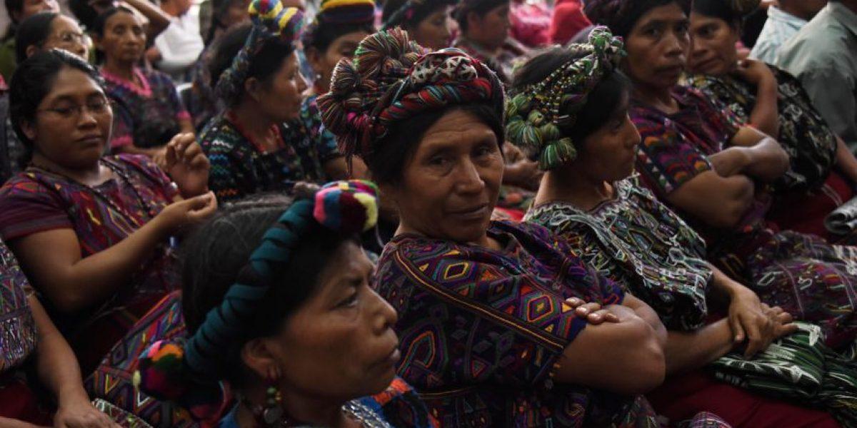 Se reanuda el juicio especial por genocidio a Ríos Montt