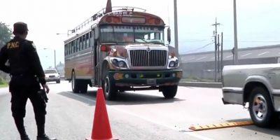 Responsables de sobrecarga y aumento ilegal a tarifas del pasaje han sido multados