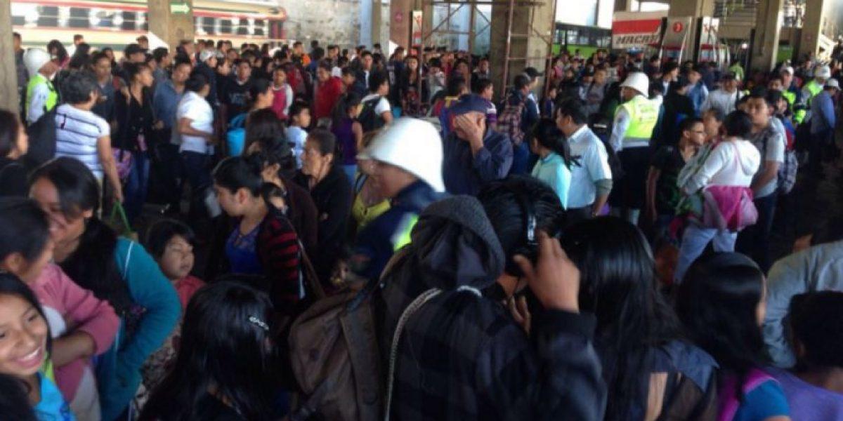 """Guatemaltecos comienzan la """"operación salida"""" de Semana Santa"""