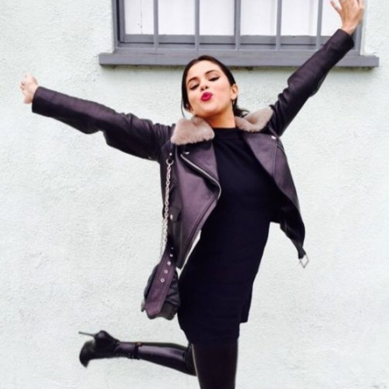Fotos de Selena Gómez que también sorprenden en Instagram Foto:Vía Intagram/@selenagomez
