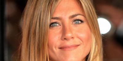 """Jennifer Aniston obtuvo el look """"Rachel"""" definitivo a medida que avanzaba """"Friends"""". Foto:vía Getty Images"""