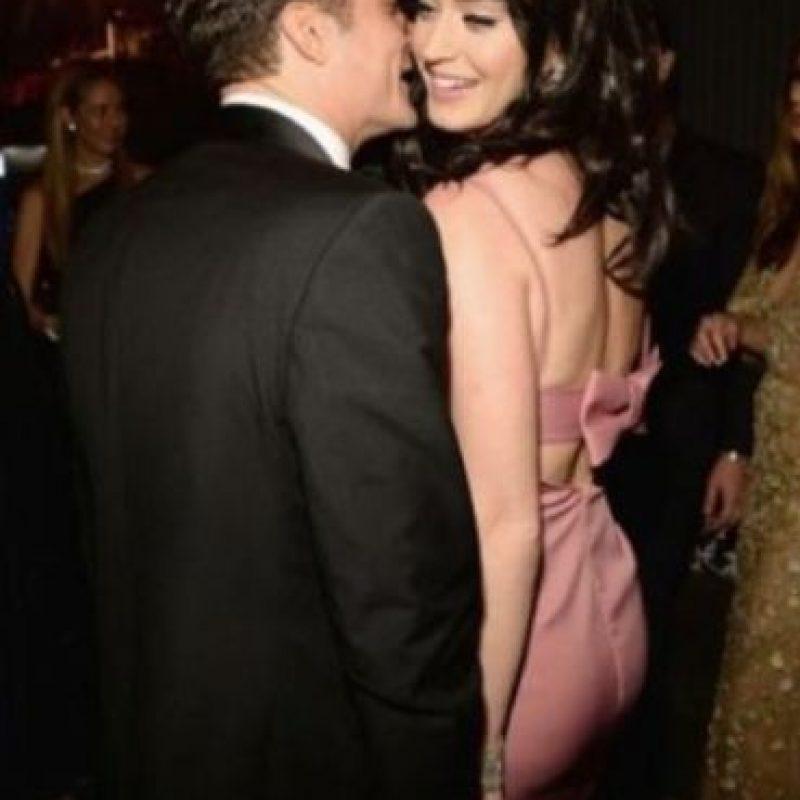 Así han captado a la pareja estando juntos Foto:Getty Images