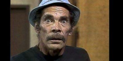 El comediante Ramón Valdés Castillo falleció el 9 de agosto de 1988 Foto:vía Facebook