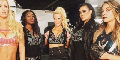 Pero también se celebrará una pelea de 5 vs. 5 Foto:WWE