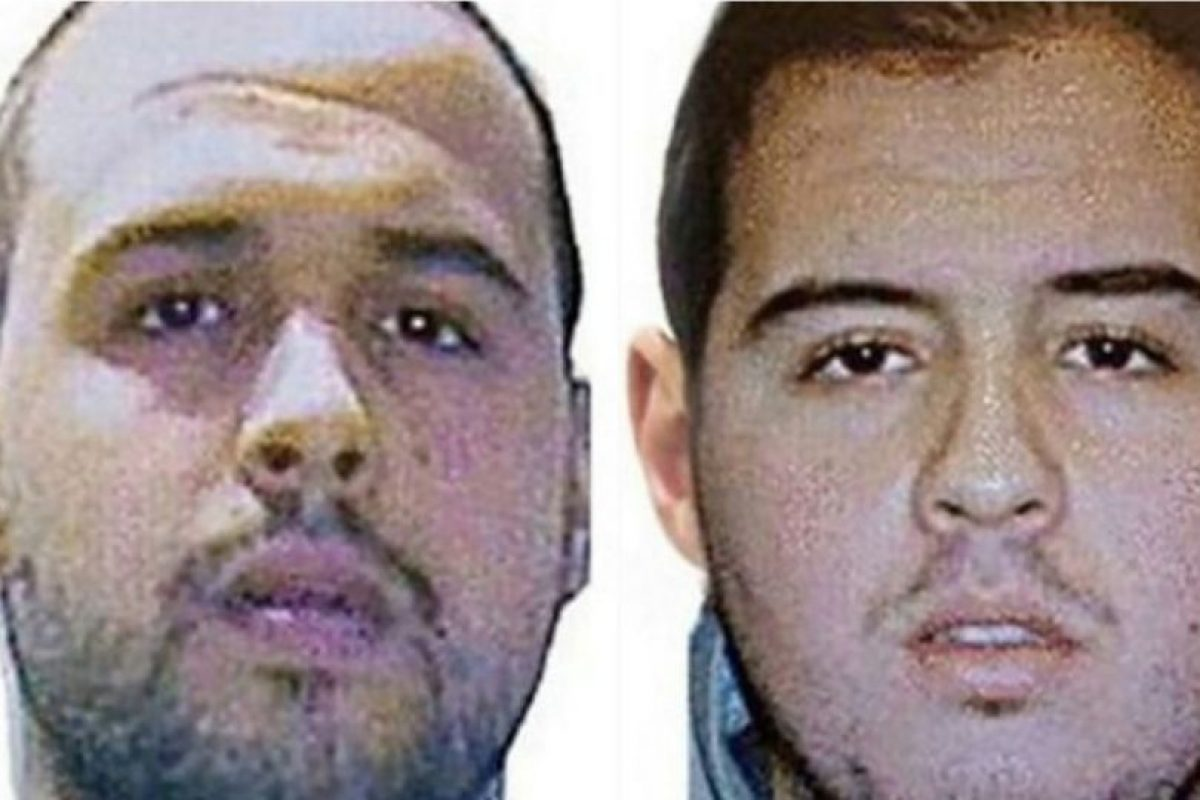 Ambos tenían antecedentes con la policía. Foto:AFP