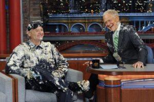 Con Bill Murray Foto:Vía imdb.com