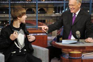 Con Justin Bieber Foto:Vía imdb.com