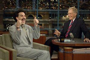 Con Sacha Baron Cohen Foto:Vía imdb.com