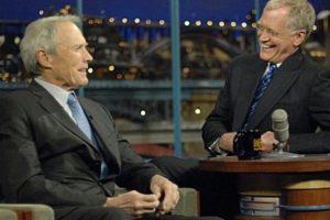 Con Clint Eastwood Foto:Vía imdb.com