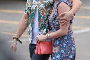 Así han captado a la pareja estando juntos Foto:Vía Grosby Group