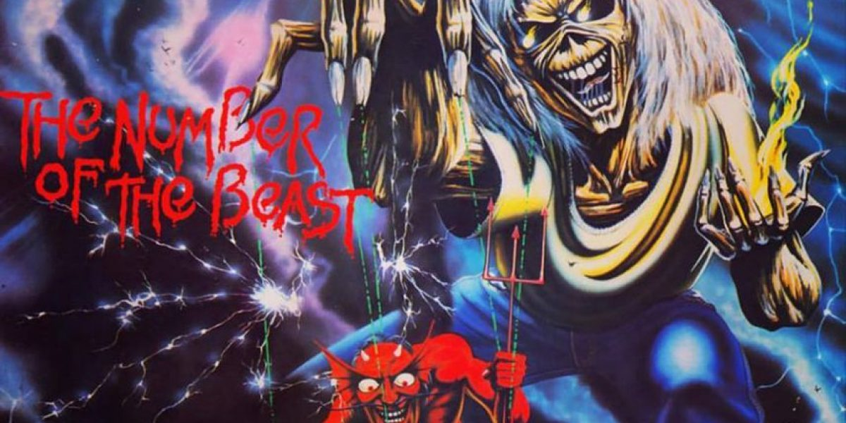 The Number of the Beast de Iron Maiden cumple 34 años
