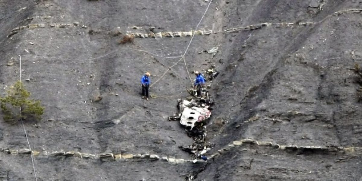4 medidas de seguridad implantadas tras siniestro de Germanwings