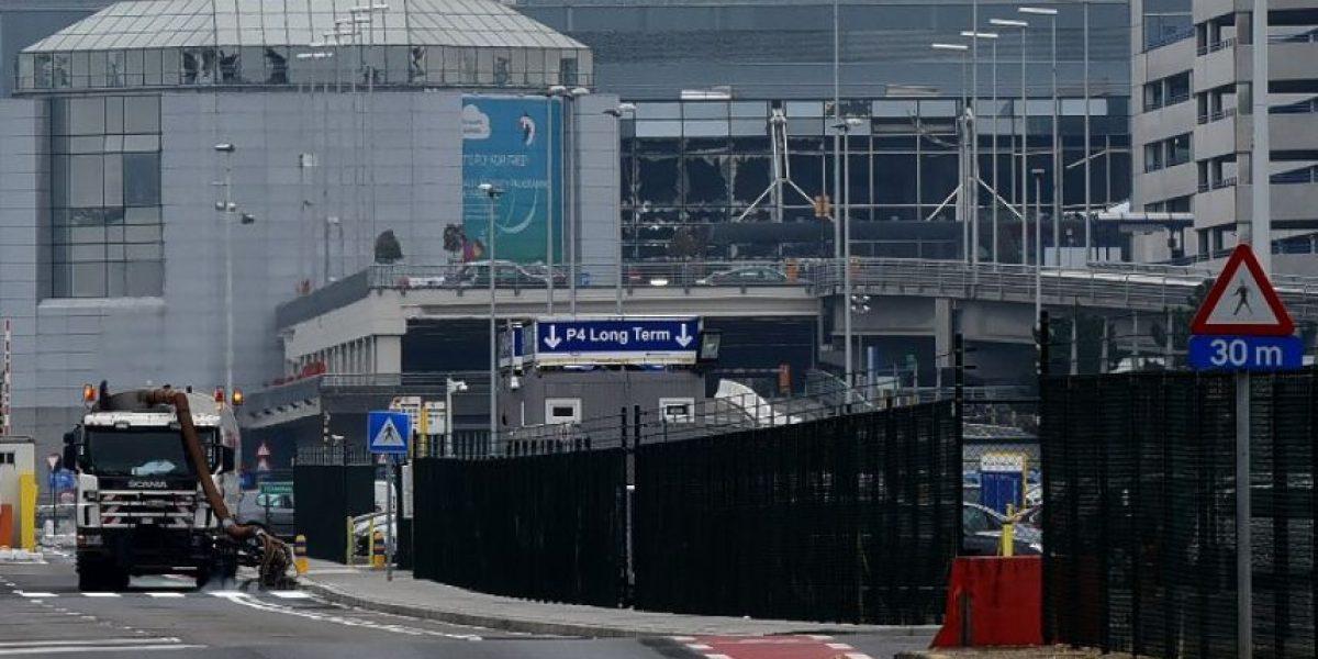 Horarios del aeropuerto de Bruselas, Bélgica, tras atentados terroristas de marzo 2016