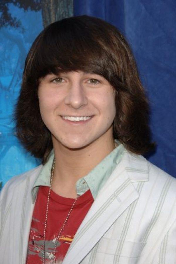 "Interpretó a Oliver, el mejor amigo de ""Hannah"" Foto:Getty Images"