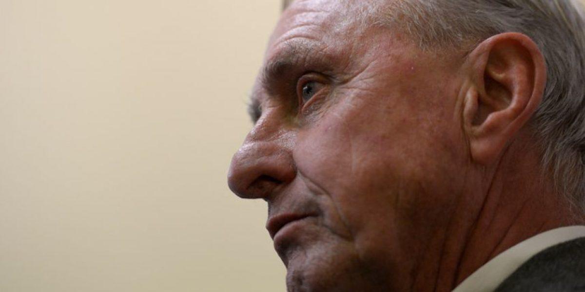 Muere el futbolista Johan Cruyff, hoy 24 de marzo de 2016