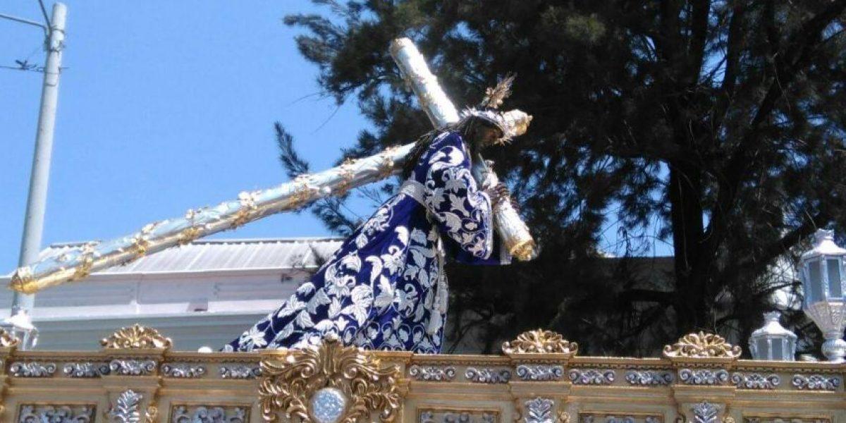 Jesús de Candelaria, Cristo Rey, extenso recorrido de fe y devoción