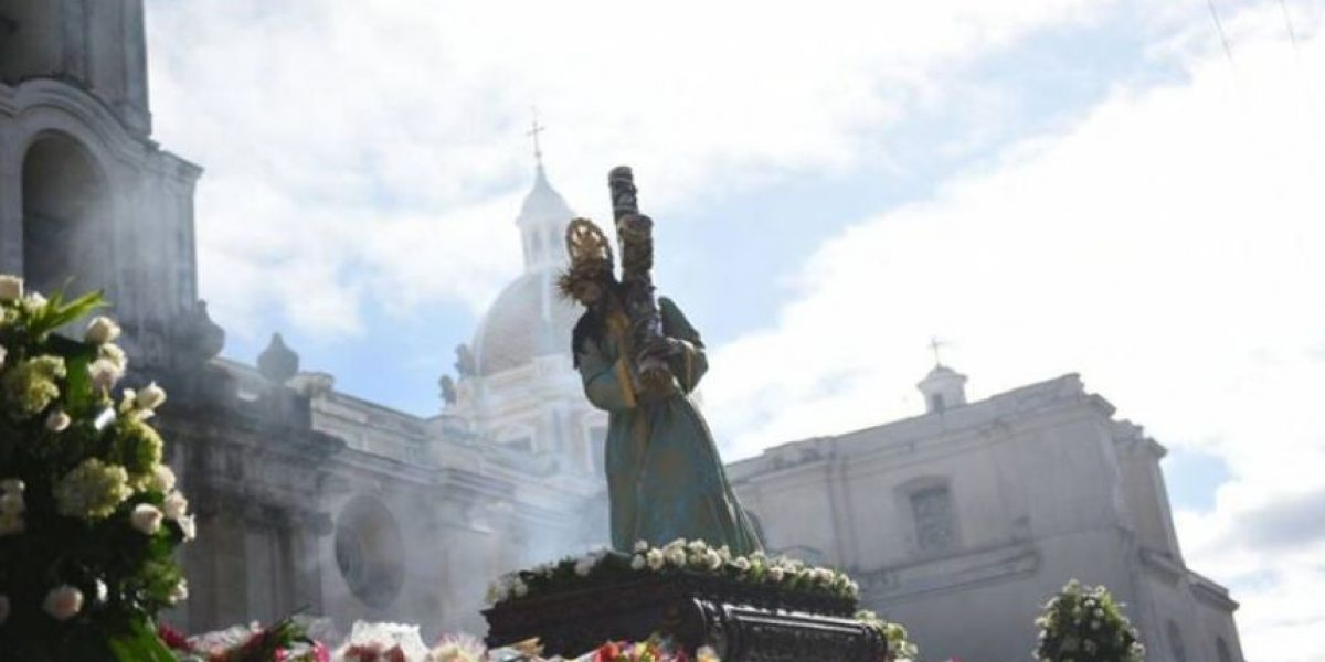 Procesión de Jesús de La Merced, Viernes Santo 25 de marzo de 2016