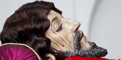 Procesión del Señor Sepultado de La Recolección, Viernes Santo 25 de marzo de 2016