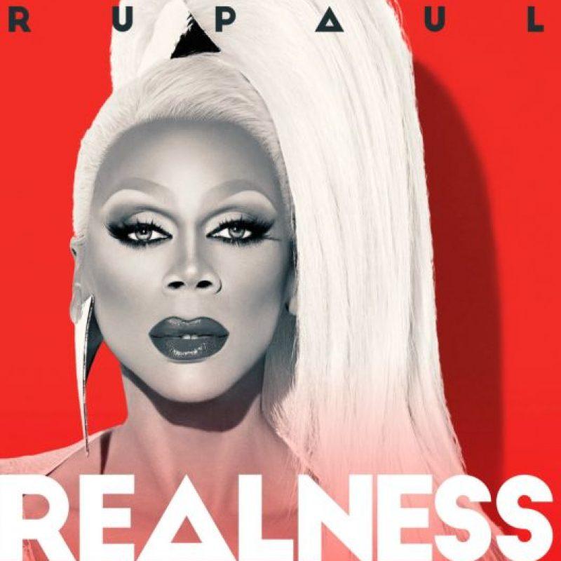 """Latinoamérica lo conoce por """"Ru Paul's Drag Race"""". Foto:vía Facebook/RuPaul"""
