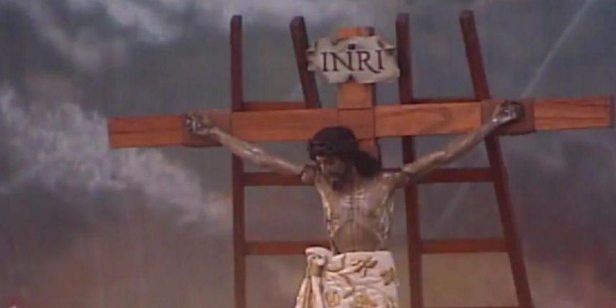 Iglesia Católica conmemora la crucifixión de Jesús en Viernes Santo