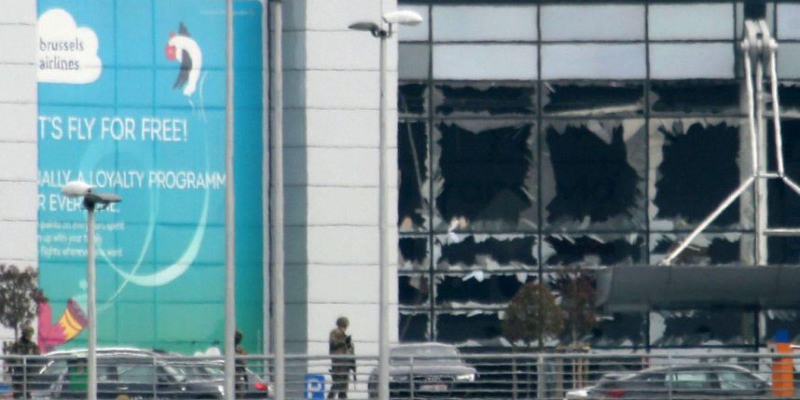 El 22 de marzo hubo un terrible atentado en el aeropuerto y metro de Bruselas. Foto:Getty Images