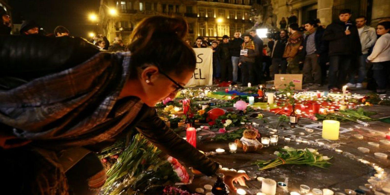 El atentado acabó con la vida de personas provenientes de al menos 40 países diferentes. Foto:Getty Images