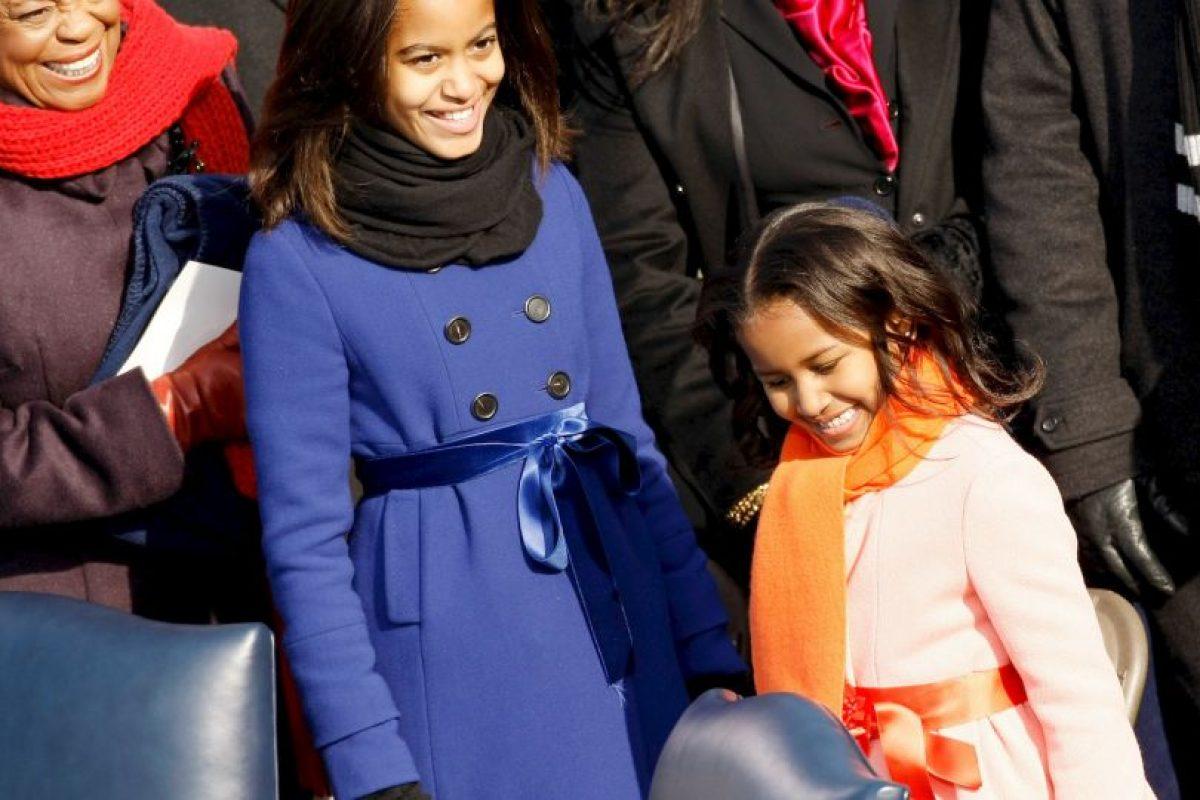 La alguna vez secretaria tiene un perfil bajo, pero es un pilar en la familia presidencial. Foto:Getty Images