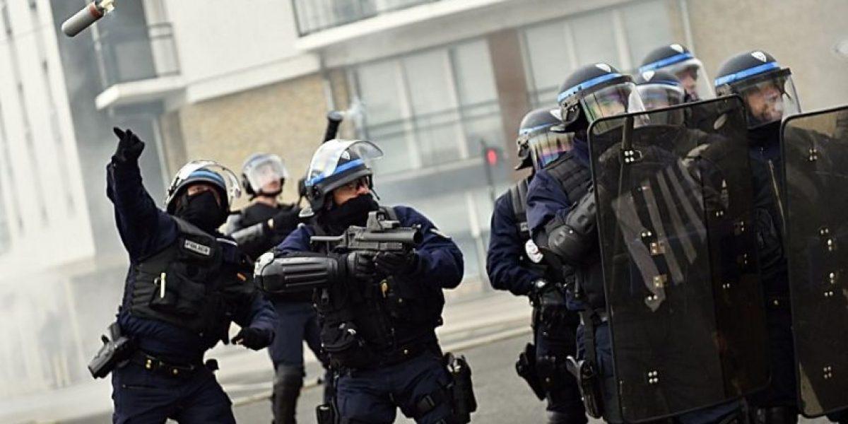 Frustran nuevo intento de atentado terrorista en Francia, marzo 2016
