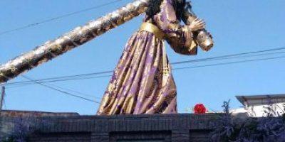 Jesús Nazareno de La Merced recorre la capital este Viernes Santo