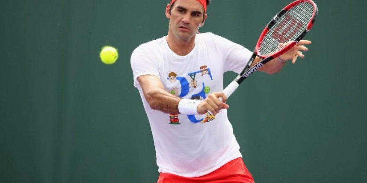 Roger Federer se retira del torneo Masters 1000 de Miami