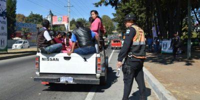 Foto:Departamento de Tránsito de PNC