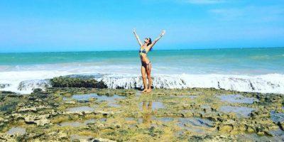 Otras candentes sesiones de Alessandra en la playa Foto:Vía Instagram/@alessandraambrosio