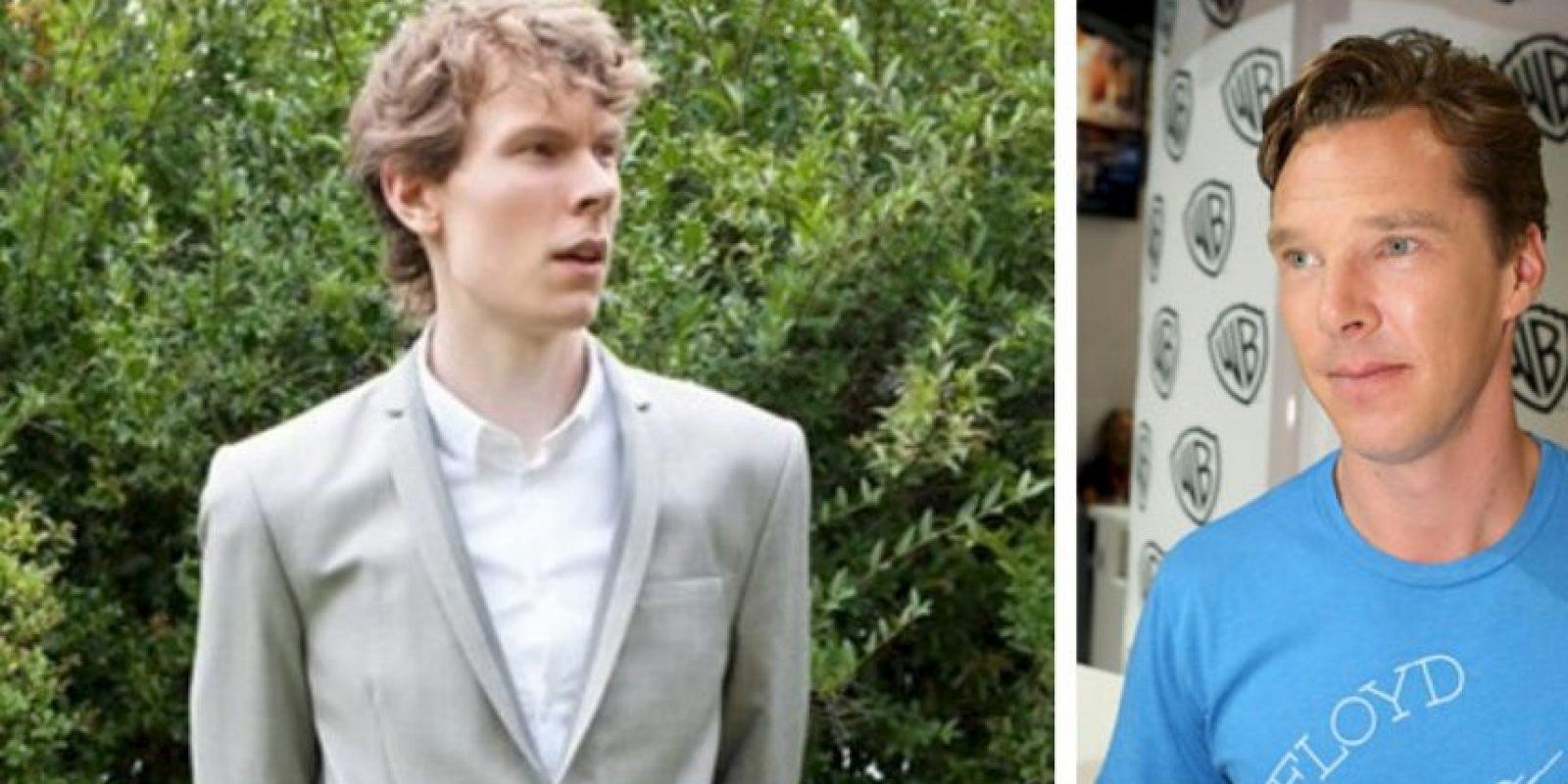 Benedict Cumberbatch Foto:vía Reddit