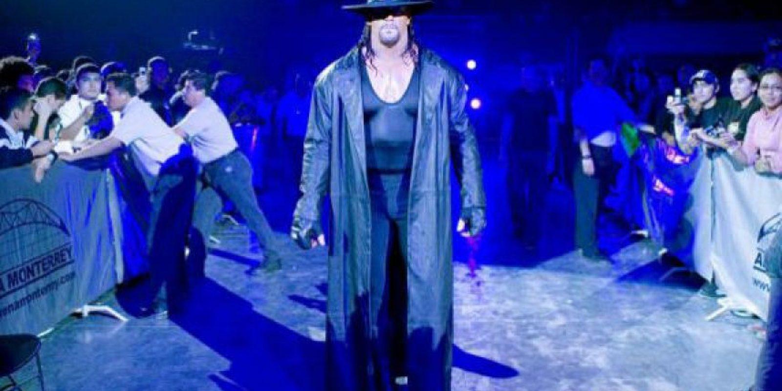Undertaker cumplió 51 años Foto:WWE