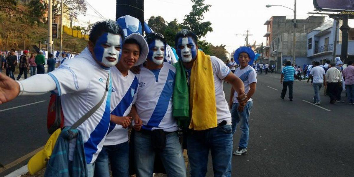 La afición guatemalteca: La otra cara de la Semana Santa