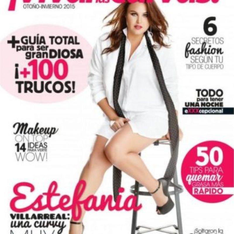 Foto: vía instagram.com/estefavillarreal_of