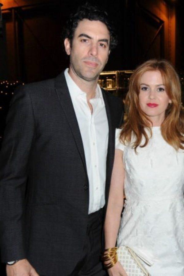 Llevan juntos desde 2002. Foto:vía Getty Images