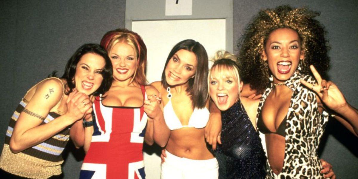 Filtran fotos de cuando la ex Spice Girl Geri Halliwell se quitó la ropa