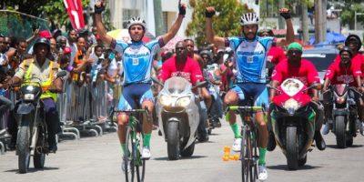 Alejandro y Julio Padilla ganan competencia Cross Country Classic en Belice
