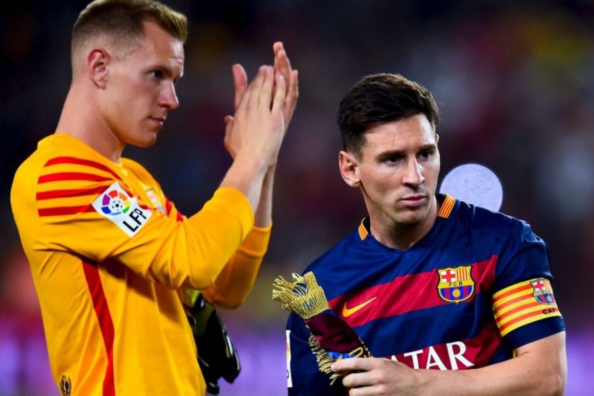 No se siente cómodo con la actividad que tiene en Barcelona Foto:Getty Images