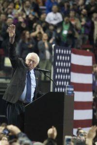 Fue el gran ganador de la jornada electoral de los demócratas Foto:Getty Images