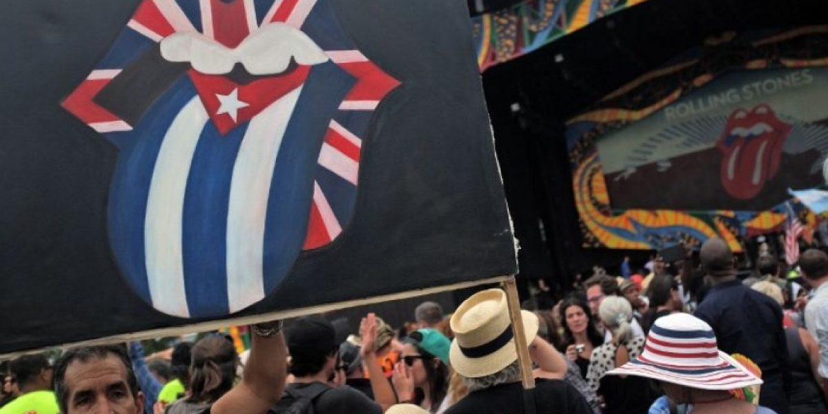 EN IMÁGENES. Los Rolling Stones reconcilian a Cuba con el rock