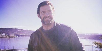 A diferencia de su personaje, Jackman no siempre está de mal humor Foto:vía instagram.com/hughjackman