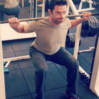 Y del ejercicio Foto:vía instagram.com/hughjackman