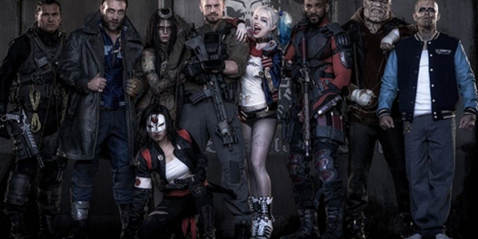 """Suicide Squad"" Foto: DC Entertainment"