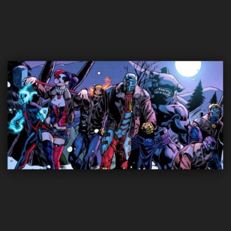 Fecha de estreno: agosto 5 de 2016. Foto:DC Comics