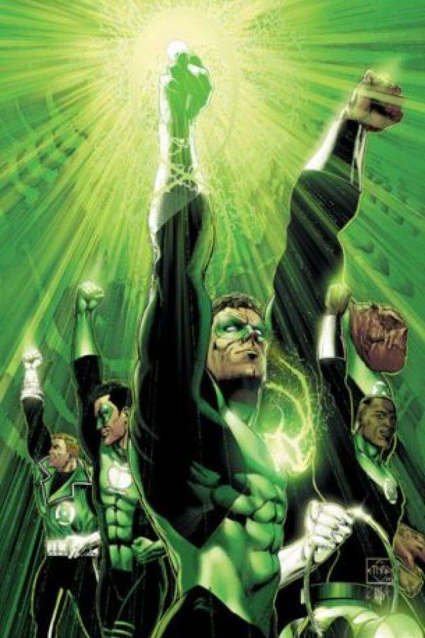 """La trama se enfocaría en la vida de los """"linterna verdes"""", los guadianes del orden en el Universo. Foto:DC Comics"""