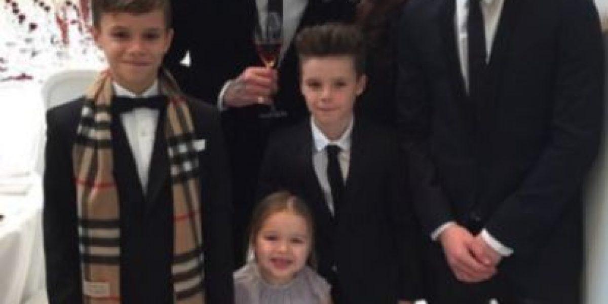 De futbolista a diseñador: Así terminó David Beckham por consentir a su hija