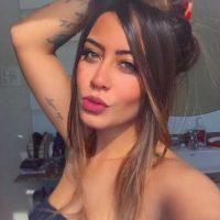 Las mejores imágenes de las redes sociales de Rafaella Beckran, hermana de Neymar Foto:Vía instagram.com/rafaella